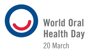World Oral Health Day 2016 Logo