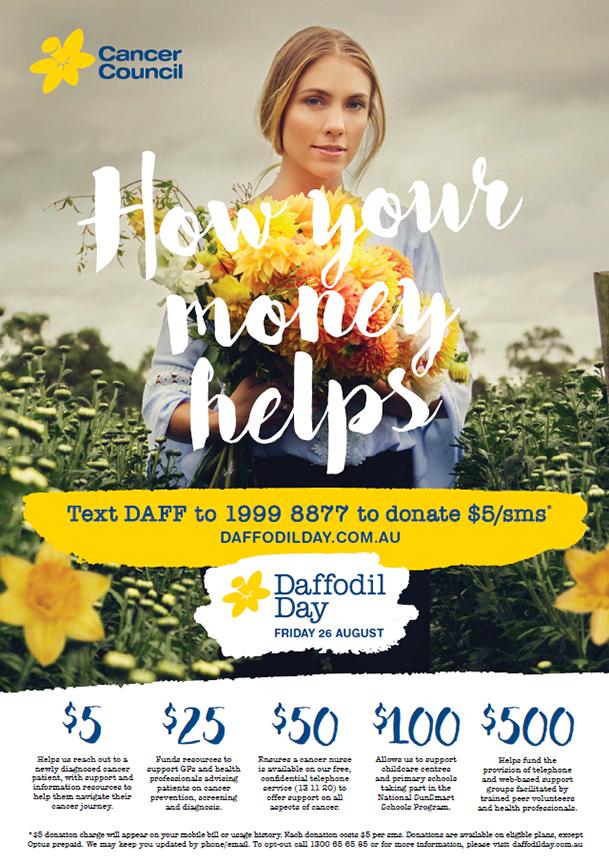 Leeming dental Daffodil Day 2016