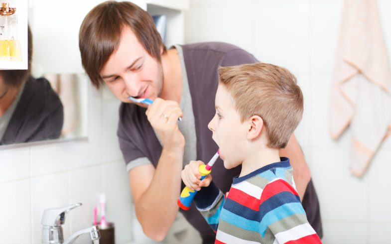 Oral health education alone for kids is not enough