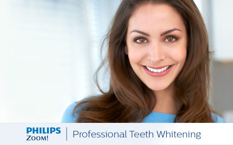 Philips Zoom – teeth whitening at the speed of white!