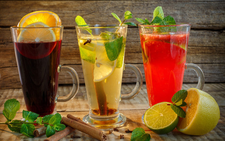 Foods and drinks that stain your teeth