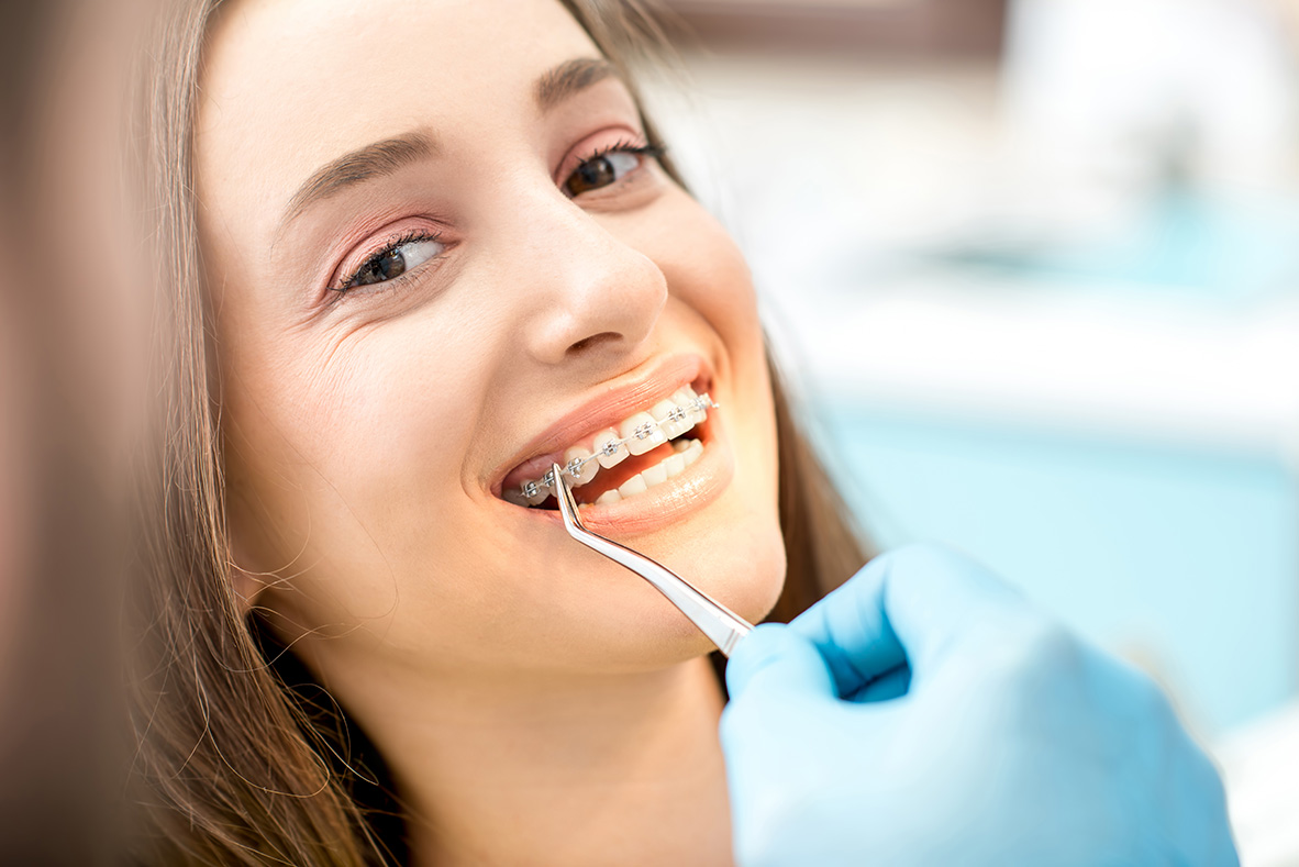 Straight teeth can improve your oral health
