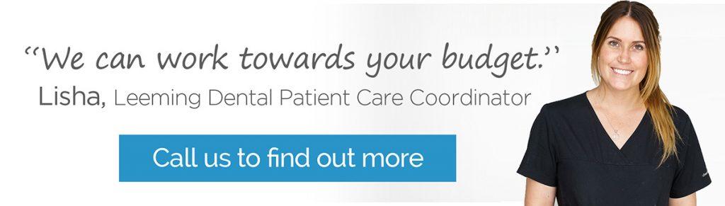 Leeming-dental-Payment-plan-treatment-coordinator