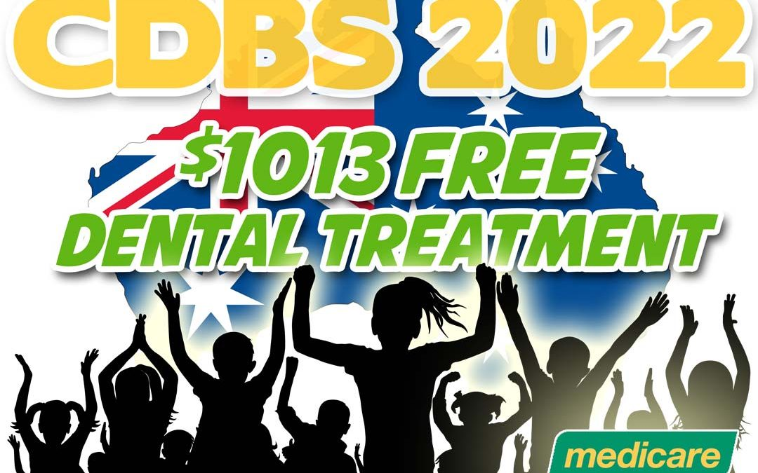 CDBS 2022-2023 Dental Treatment Schedule